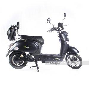 scooter electrico moto bogota biologica italiana 500 negro mate 05