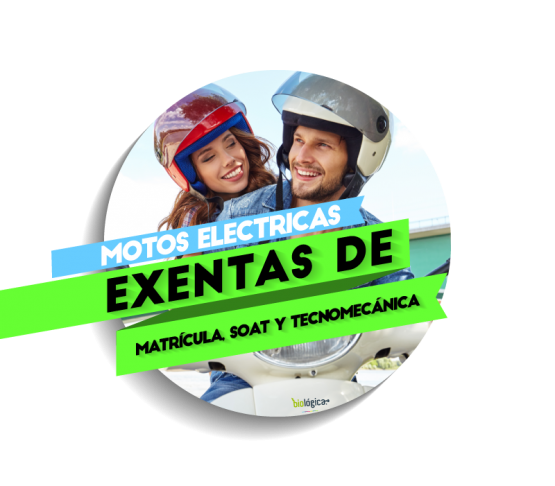 motos electricas biologica exentas