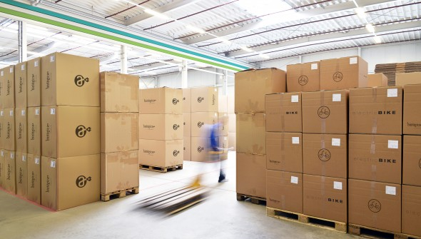 industrielle Lagerung // commercial  storage
